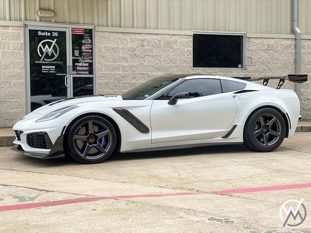 Cody Performance Wheels Forged Aluminum Wheels Corvette