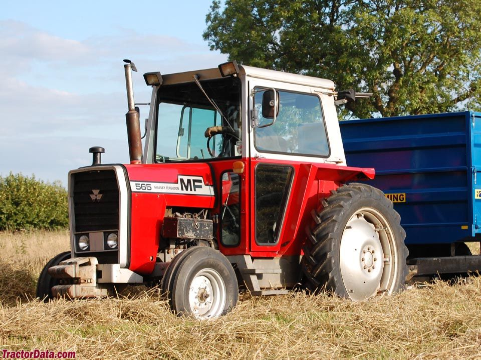 Tractordata Com Massey Ferguson 565 Tractor Photos Information Tractor Photos Tractors Repair Manuals
