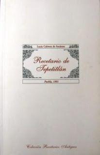 Las Portaviandas de Juanita y Gume: ZACAHUIL.......
