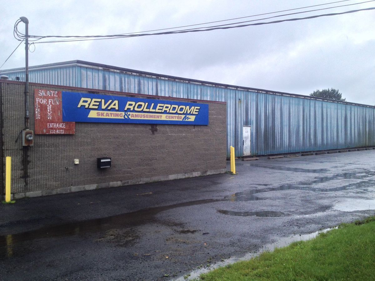 Roller Skating/Reva Rollerdome lotsa fun BUT DID NOT REMOTELY compare to the roller rink that was inside & above The Finger lakes Mall IN THE 80'S Ahhhhh great memories