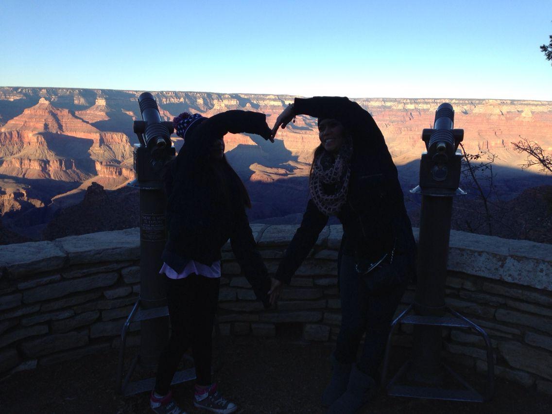 Tb at Grand Canyon