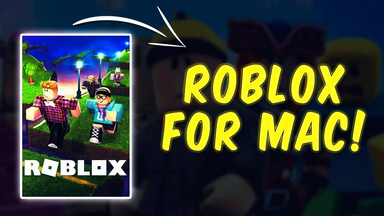 How to download roblox on macbook pro