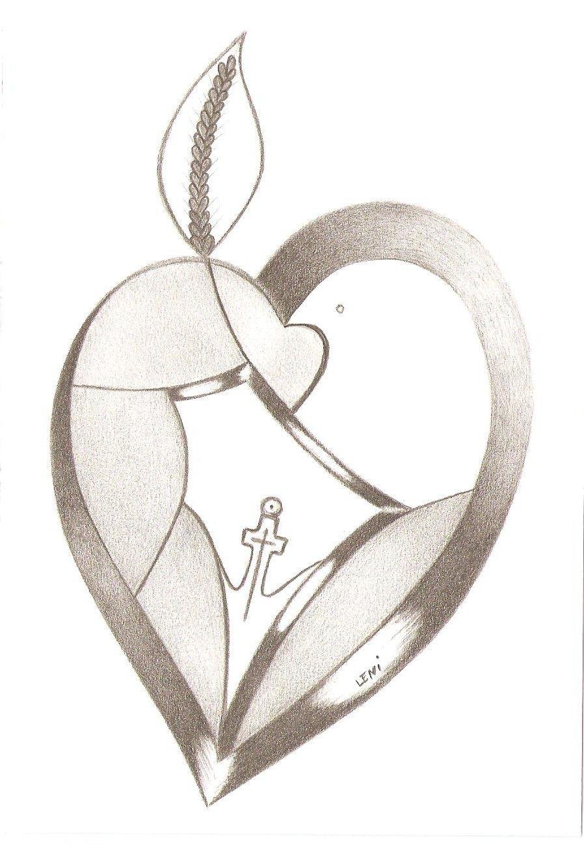 tekeningen geloof hoop en liefde zoeken tekenen