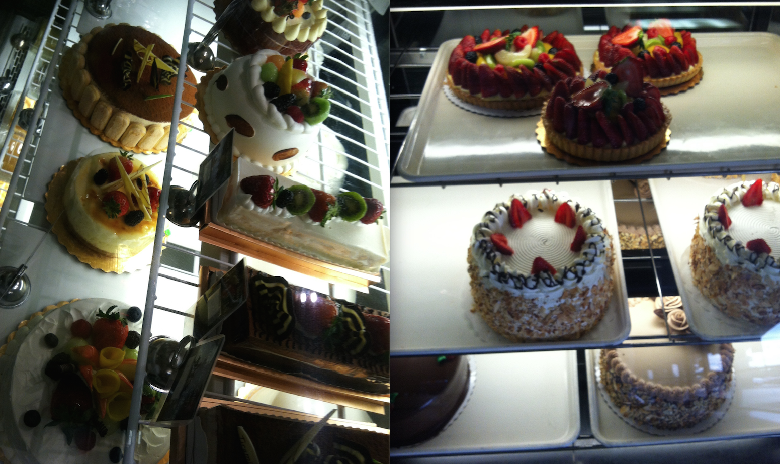Vanilla Pastry: I Love You Cake and Cupcakes