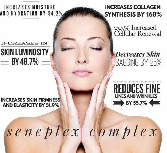 Seneplex Complex by SeneGence. 🙌🏼 @kissablelipswithkeeli