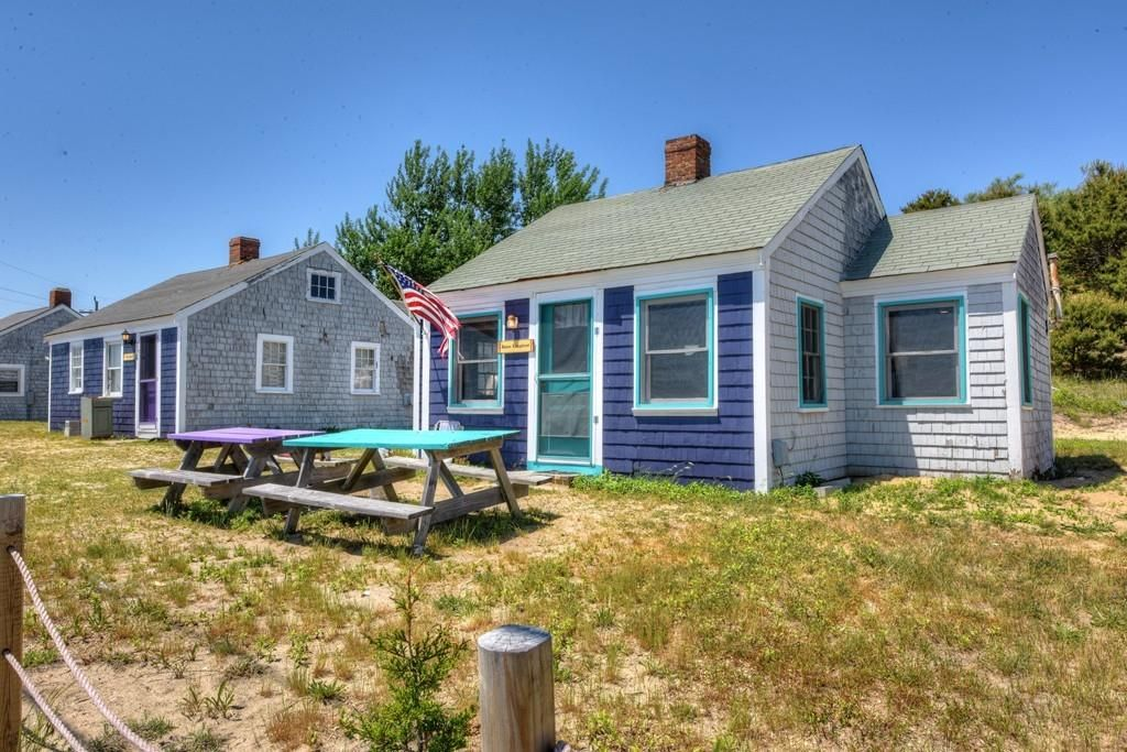 This is a 577 sq ft Little Purple Cottage on Cape Cod Bay in - Plan Maison Sweet Home 3d