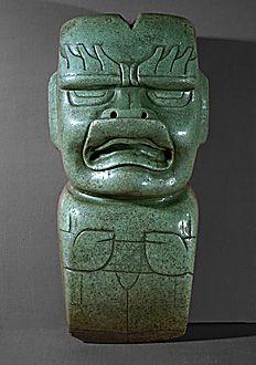 Olmec Were Jaguar