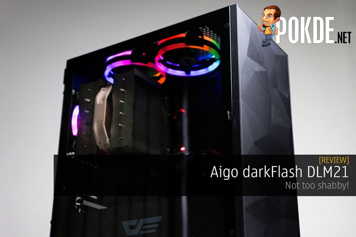 Aigo Darkflash Dlm21 Review Not Too Shabby Shabby Large