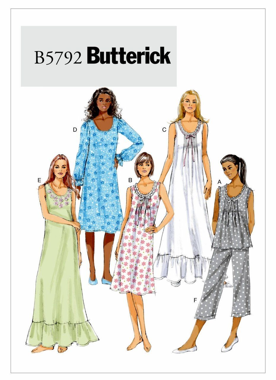 Loose Fit Pullover Top Pleated Neck Hemline McCall Sewing Pattern XS S M 4-14