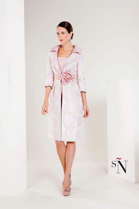 sp madrina 14 (vestido de madrina). diseñador: sonia peña