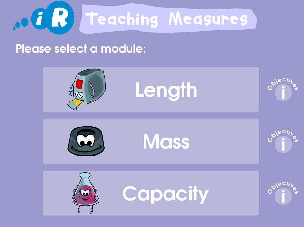 Fun Interactive Measurement Games For Interactive Board