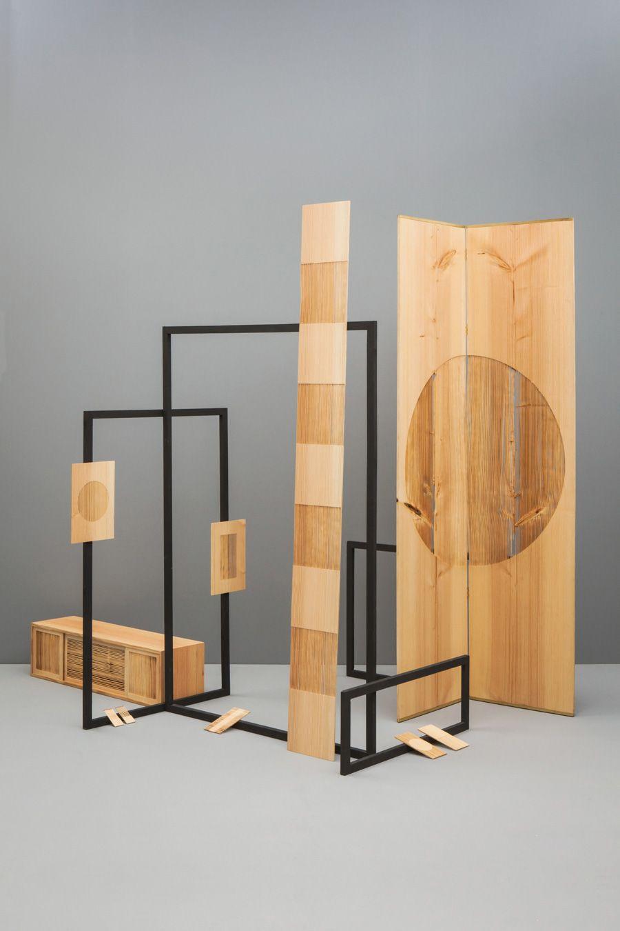 Diptych by Lex Pott & New Window | ARTNAU | Disenos de unas, Interior de  tienda, Separadores de ambiente