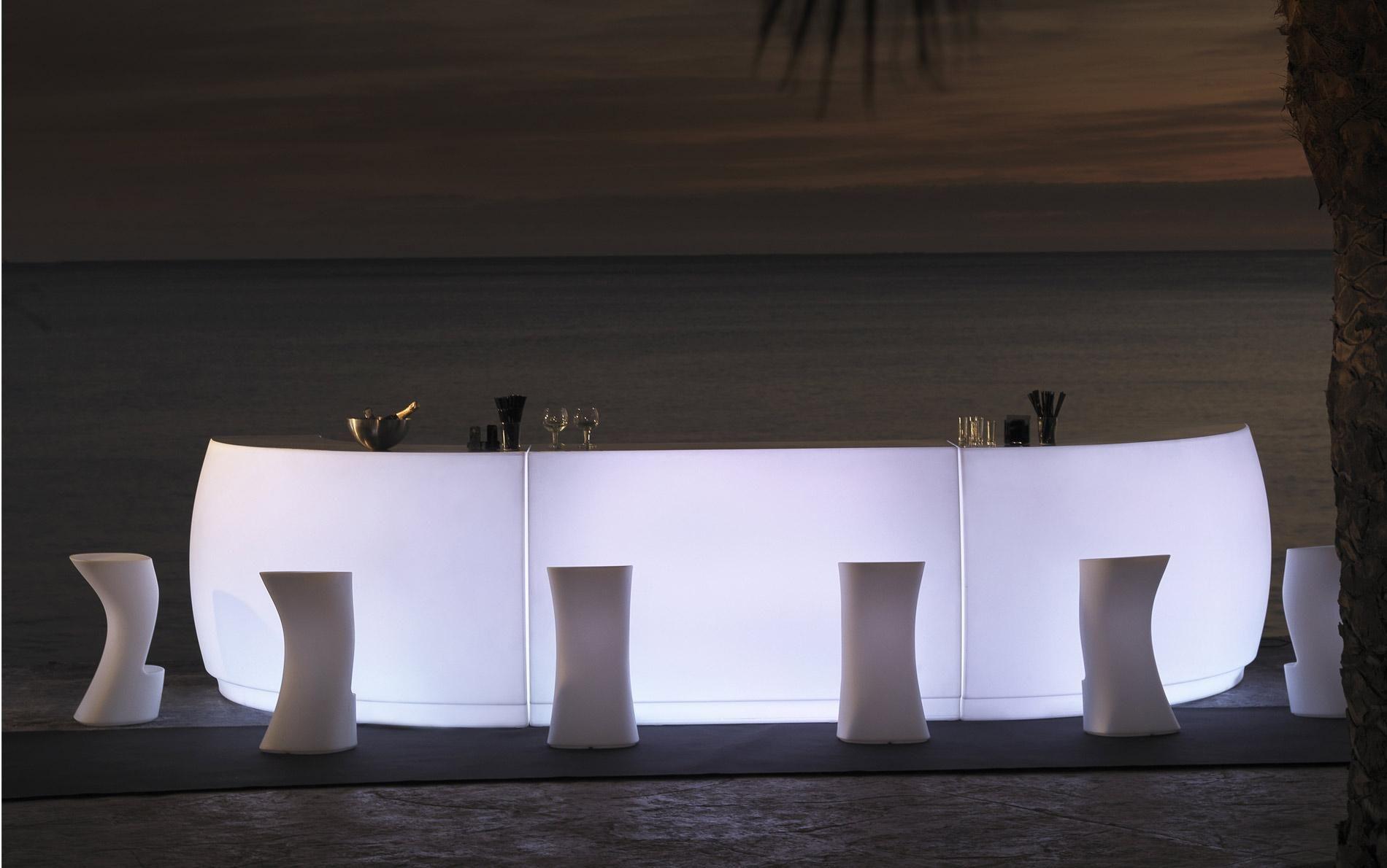 Vondom Fiesta Barra Design Bar Theke Lounge | beleuchtete ...