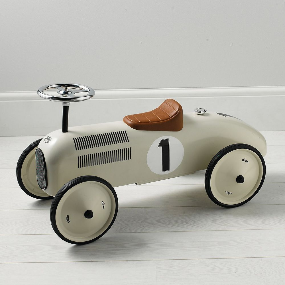 CLASSIC RIDE ON RACING CAR Childs Toddler Kids Infants