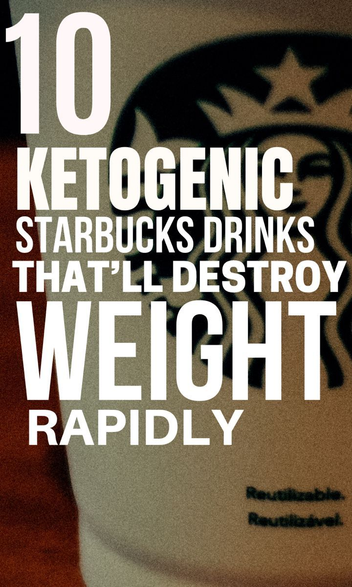 Top 10 Keto Starbucks Drinks and How to Order the Right Way | Olivia Wyles | Keto Lifestyle Guide