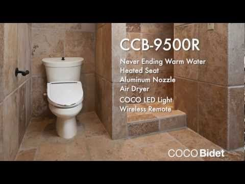 Use Bidets Com To Explore And Experience Coco Bidets Bidet Toilet