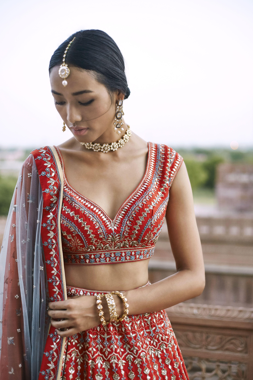 Pin de Krupa Howlett en Indian Bridal and Wedding Guest Styles ...