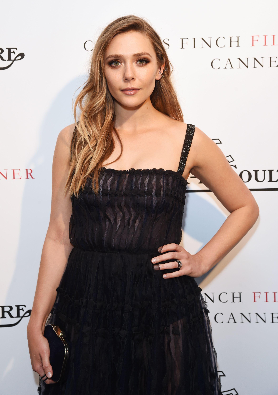 Elizabeth Olsen Is Soft Effortless At Cannes, Get TheLook forecasting
