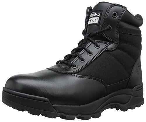 Original SWAT Mens Classic 6 Inch Tactical Boot
