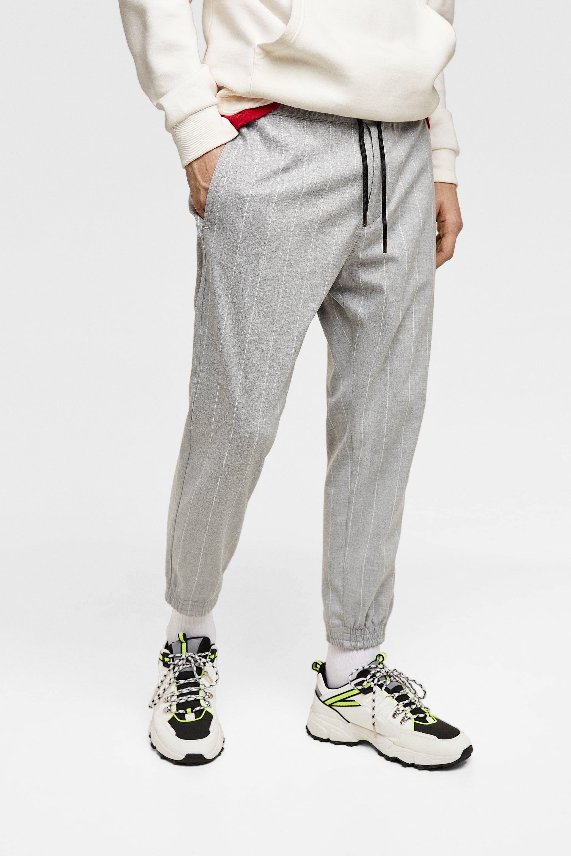 pantalon jogging homme zara