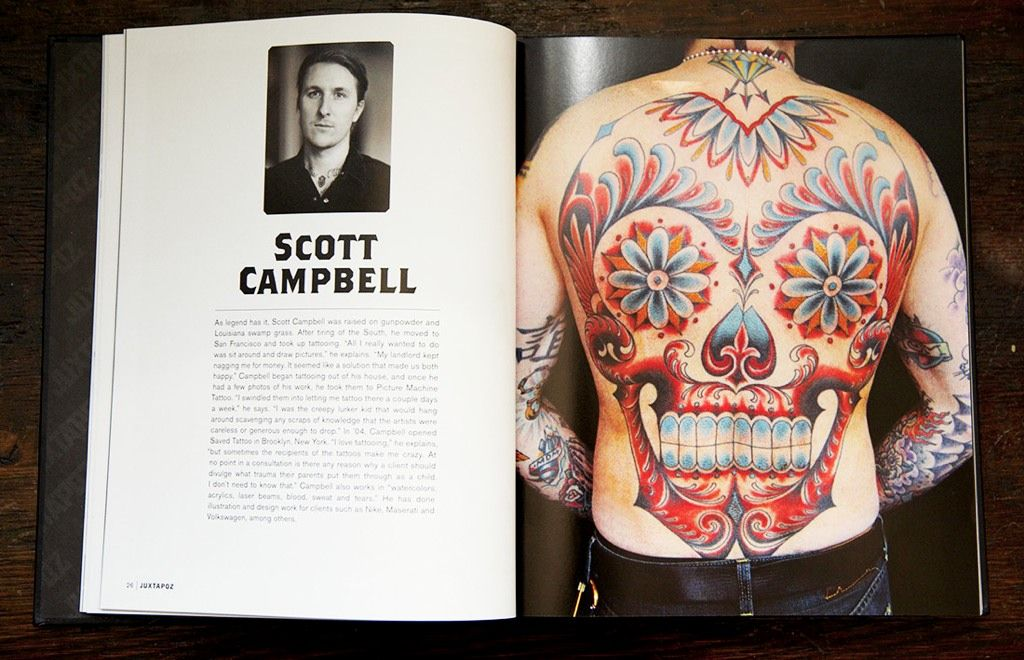 11++ Amazing Scott campbell tattoo designs image ideas