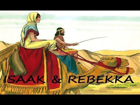 Onwijs De Bijbel voor Kids ( 11 ) - Isaak en Rebekka - YouTube JG-89