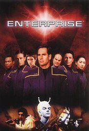 Star Trek Enterprise Poster Watch Star Trek Star Trek Series