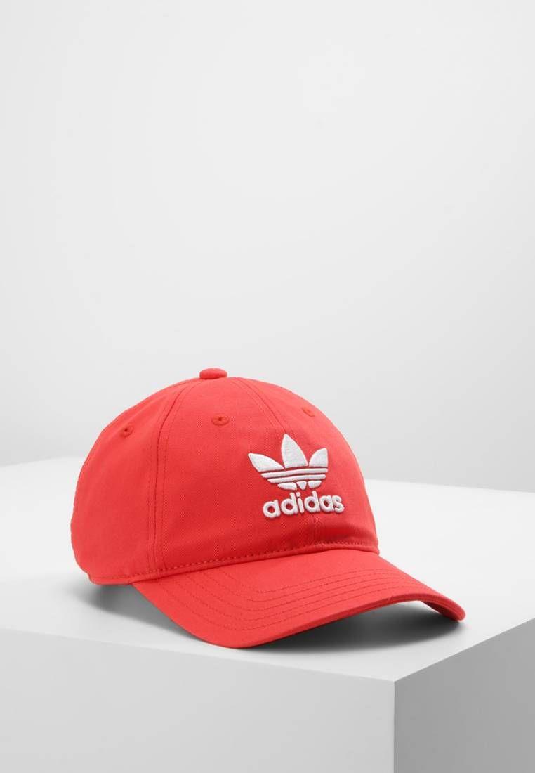 814339f3842 ... snapback cap 85b2b cf929  release date adidas originals. trefoil cap red  white. material oberstoff100 190f5 50128