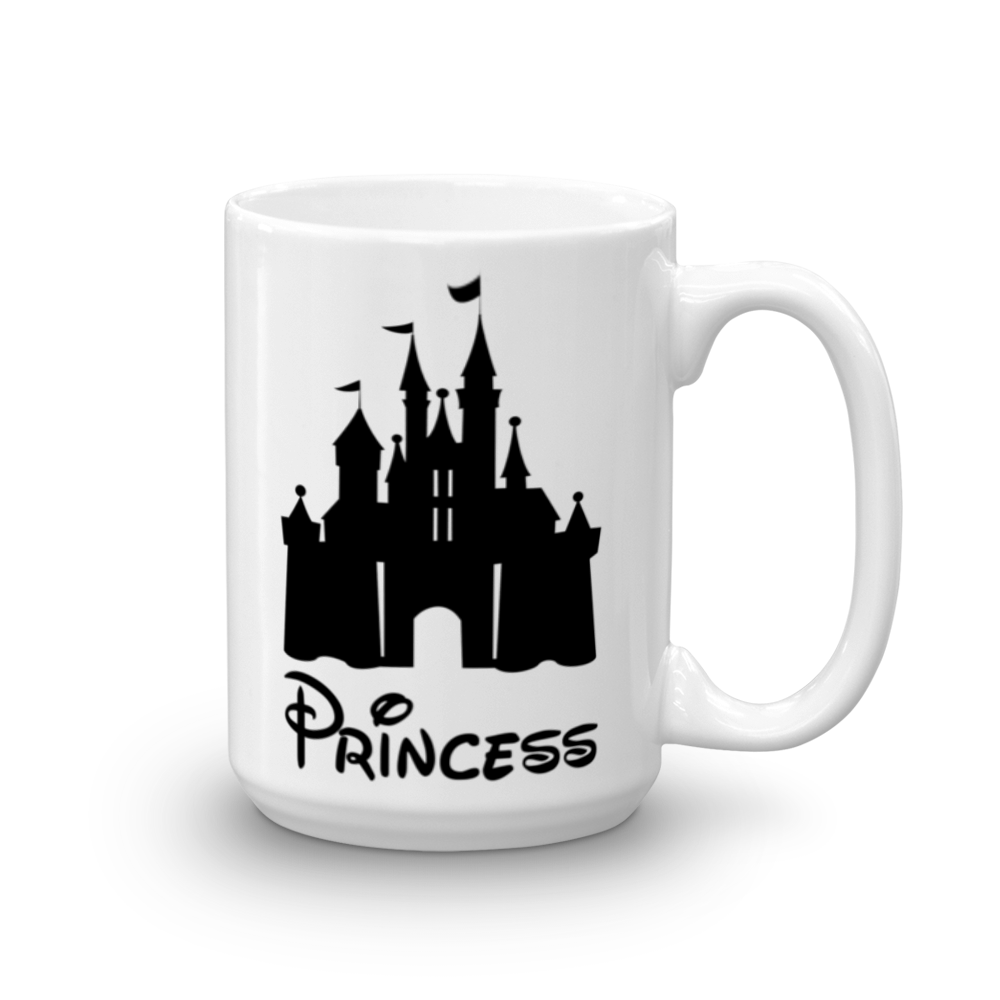 It's not easy being a princess, but hey, if the shoe fits Made and printed in…