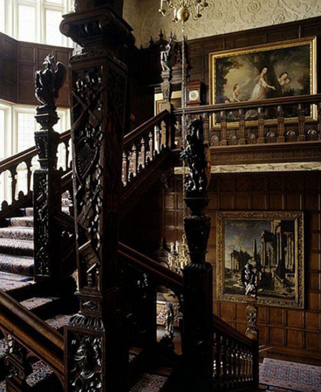 Victorian House Interior Design Ideas: Top 20 Gothic Home Interior Design Ideas For Create