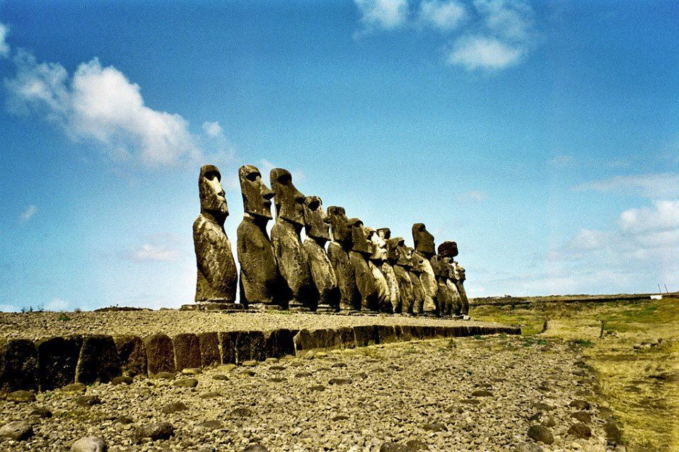 Easter Island Beautiful Places Monument Valley Best Location