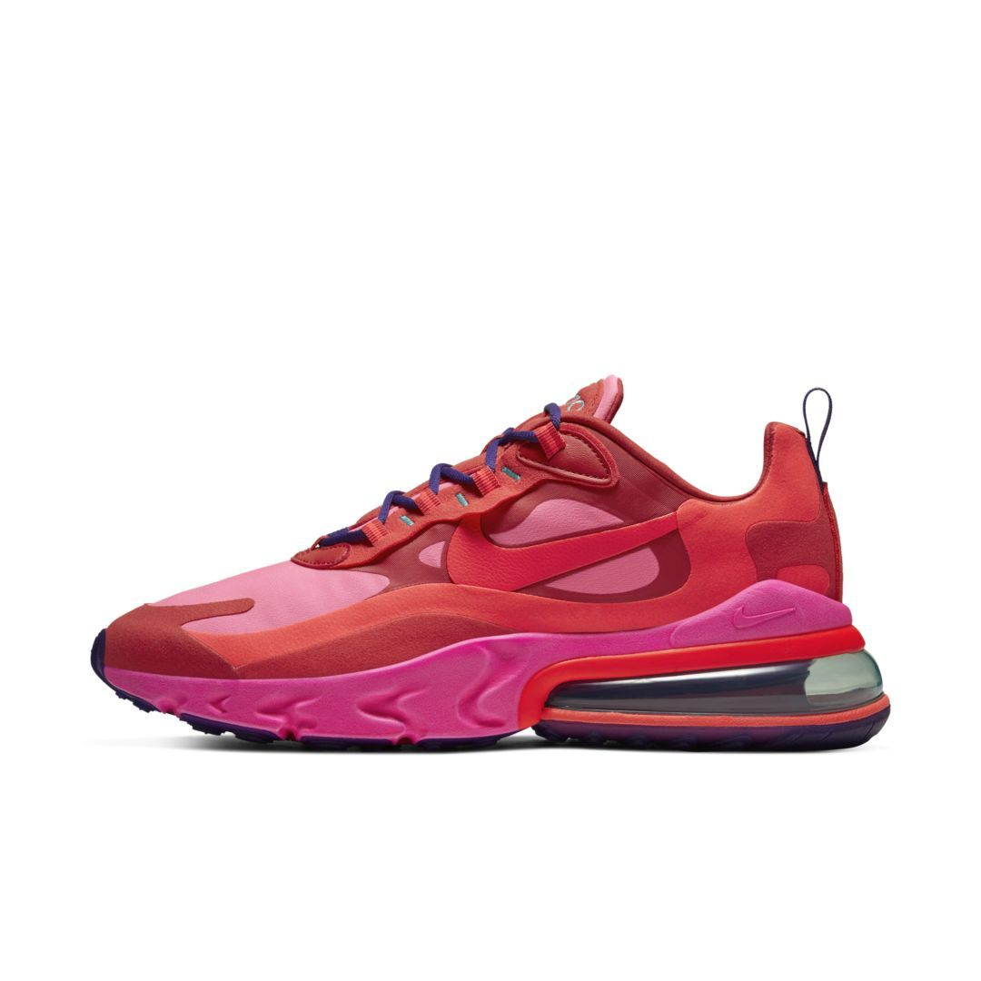 Air Max 270 React Men S Shoe In 2020 Nike Air Max Nike Air