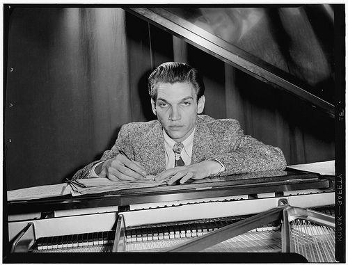William Gottlieb - Portrait of Bob Graettinger, New York, N.Y. (1946-48)