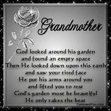 Losing A Grandmother To Death Online Of Grandmother Quotes