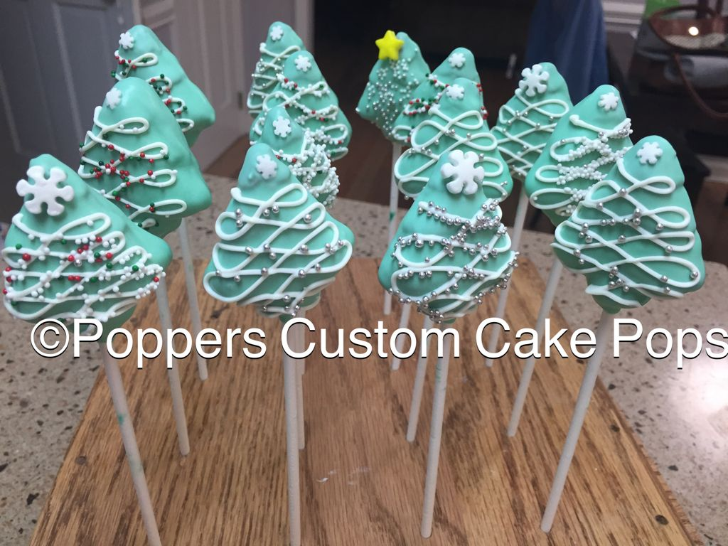 Christmas Cake Pops : cake pop christmas decorating ideas - www.pureclipart.com