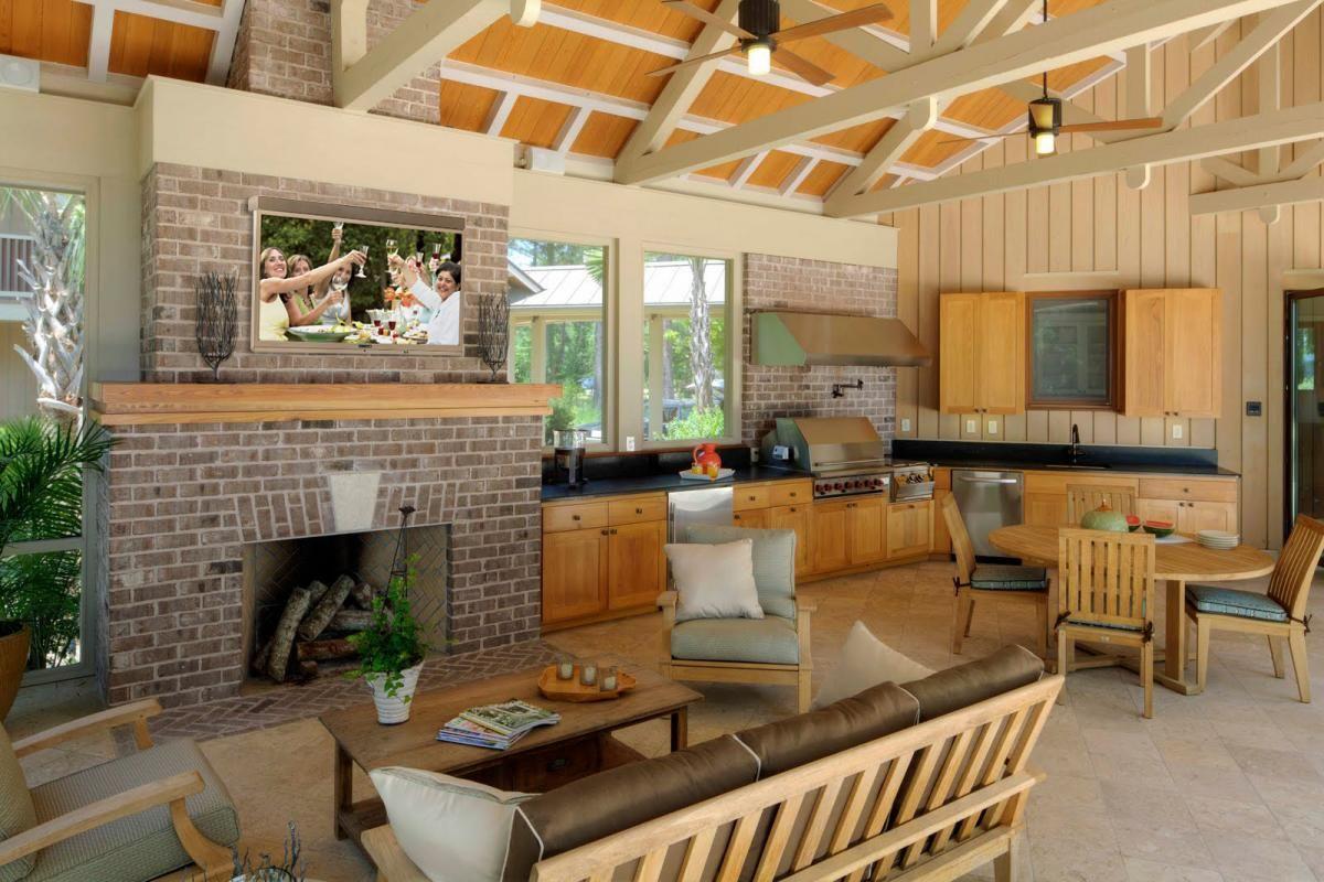 Outdoorkitchen #realestate #simivalley #venturacounty Charlene Cool Best Outdoor Kitchen Designs Inspiration