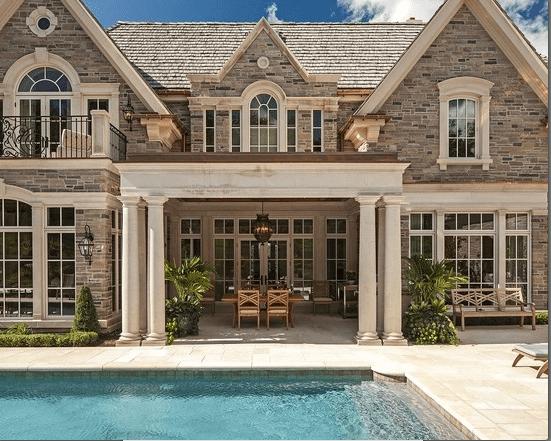 10 Step Selection Guide For Your New Build Terravista Interior Design Group House Exterior House Goals Dream House