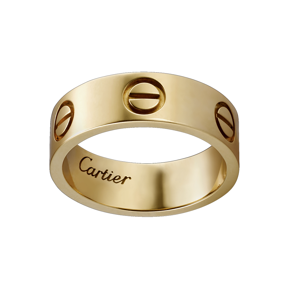 The Number one thing on my wish list right nowCartier LOVE ring