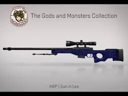 Image Result For Awp Sun In Leo Factory New