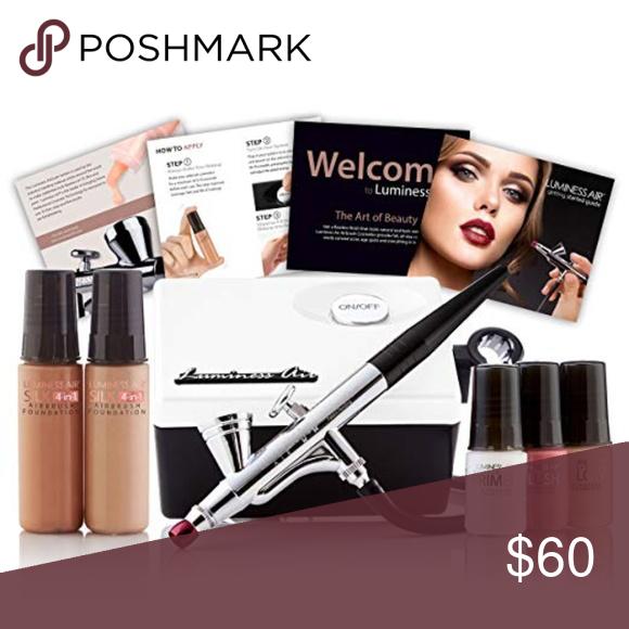 Luminess Air Airbrush Makeup System Airbrush makeup