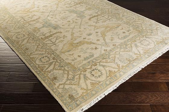 Bryne Area Rug - Traditional Rugs - Wool Rugs - Hand-knotted Rugs - Area Rugs - Rugs | HomeDecorators.com