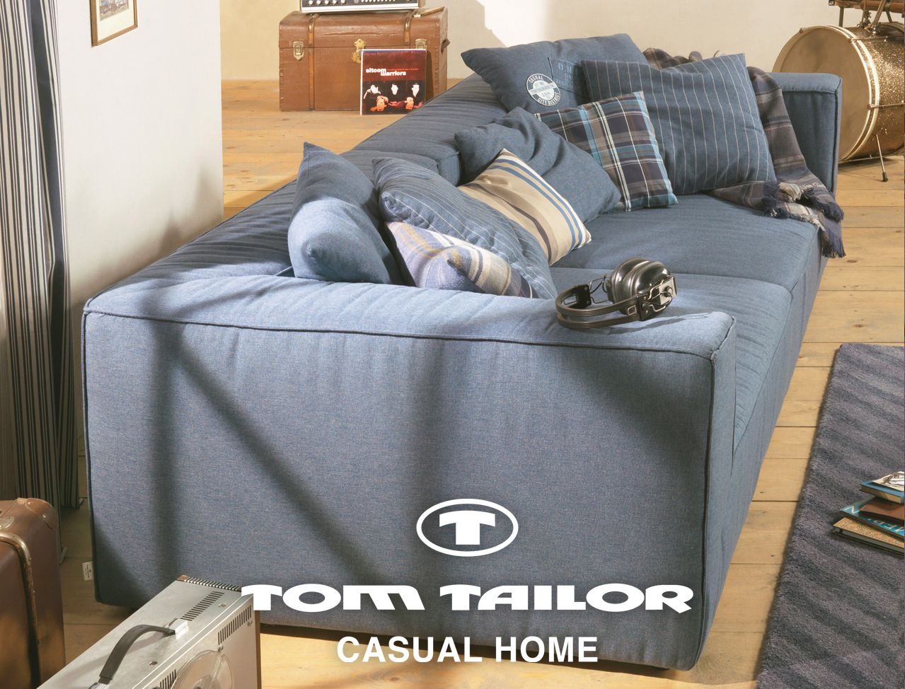 Huge Big Cube Sofa Tom Tailor Www Tom Tailor Com Decoracao
