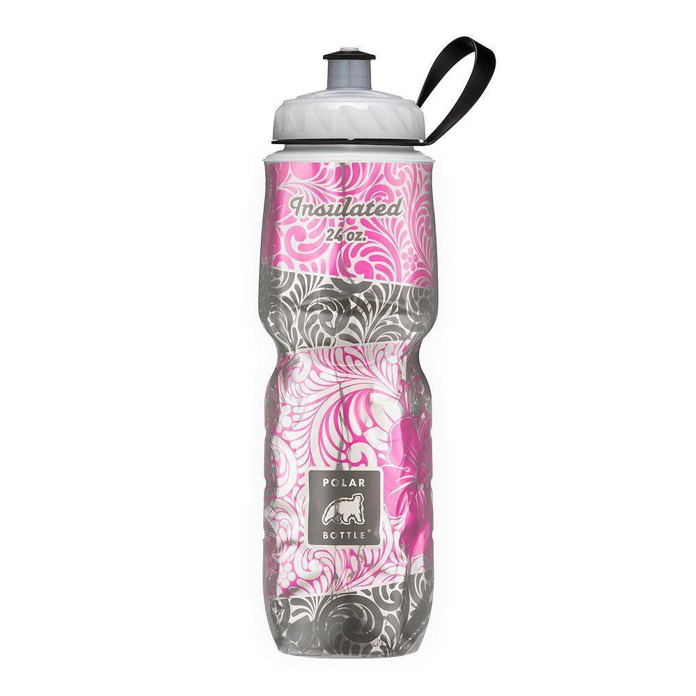 Polar Bottle Sport 24-oz. Island Blossom Polar Sport Bottle, Multicolor