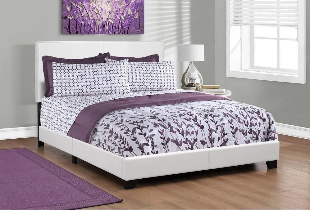 Beds For Sale Cheap Bed Frames Queen Size Platform Bed Solid Wood ...