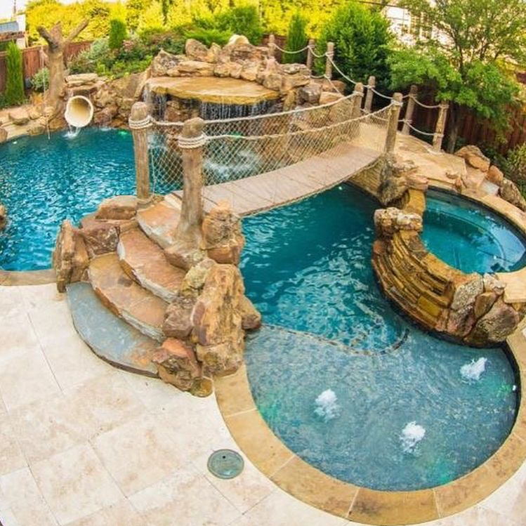 Excellent Area To Start Is Our Gallery Listed Below Of Bed Room Embellishing Suggestions For Every Single Style And Dream Pools Backyard Pool Tropical Backyard