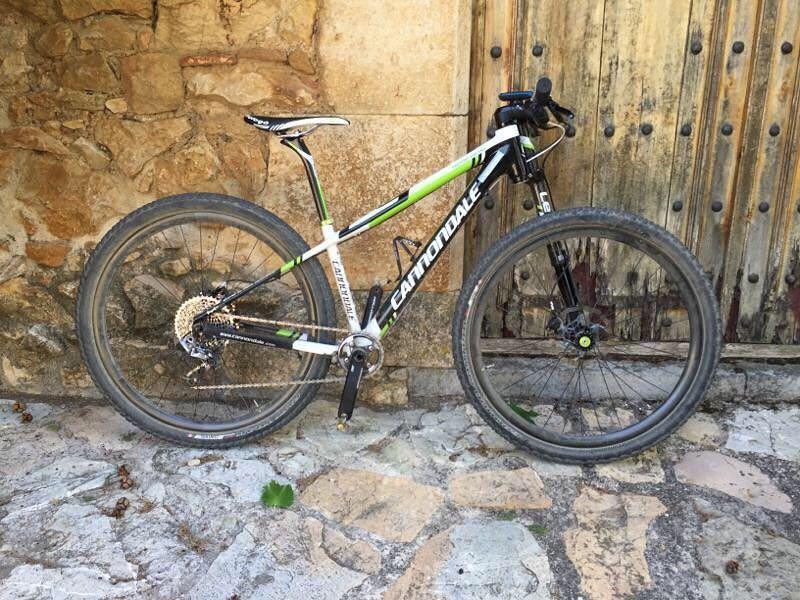 Bicicleta Canondale F29 en muy buen estado y ahora con precio rebajado. Encuéntrala en BKIE!    #bicicleta #ciclismo #segundamano #bike #bikelife #biker #ride #mtb #btt