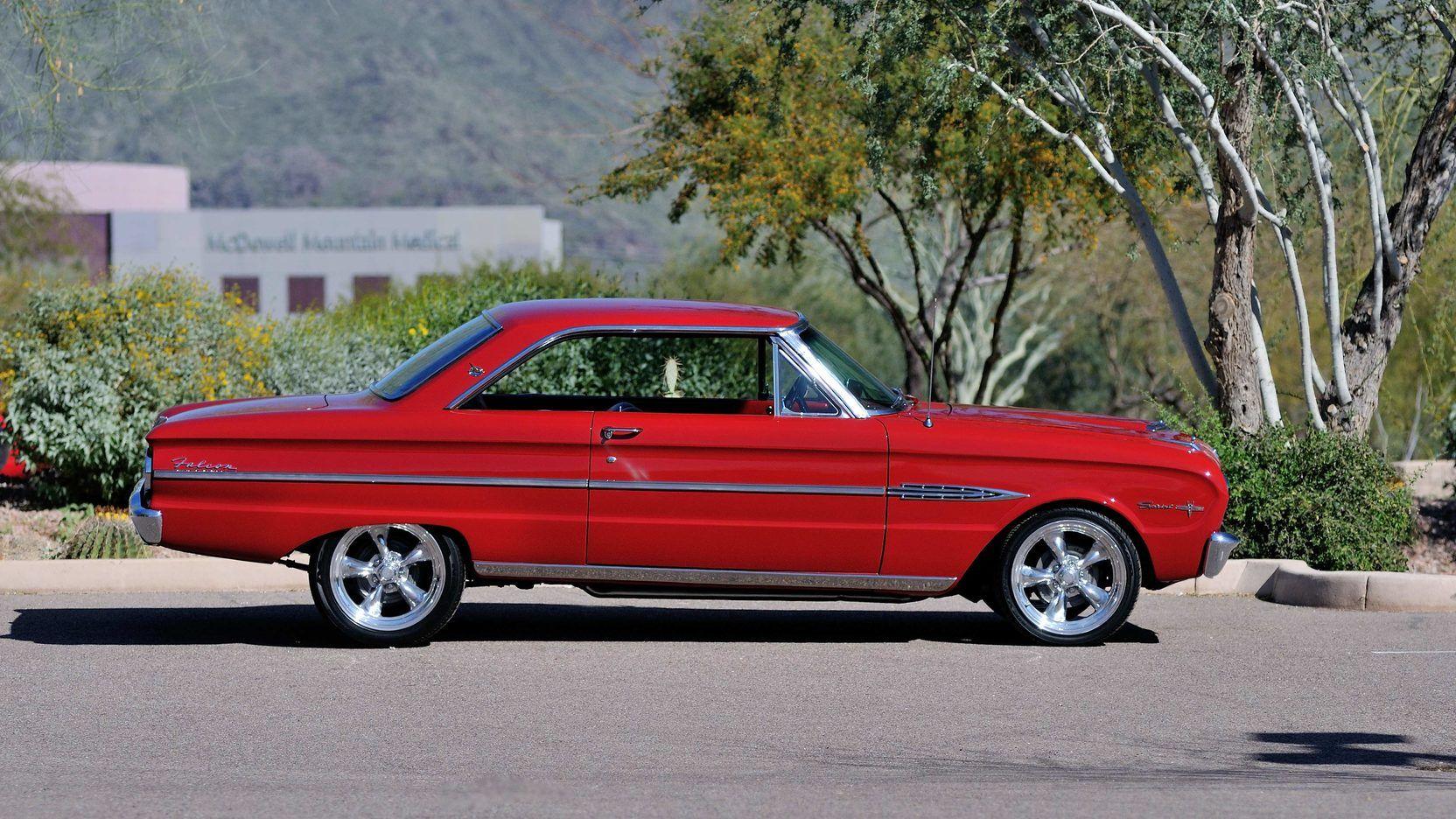 1963 Ford Tone Two Falcon