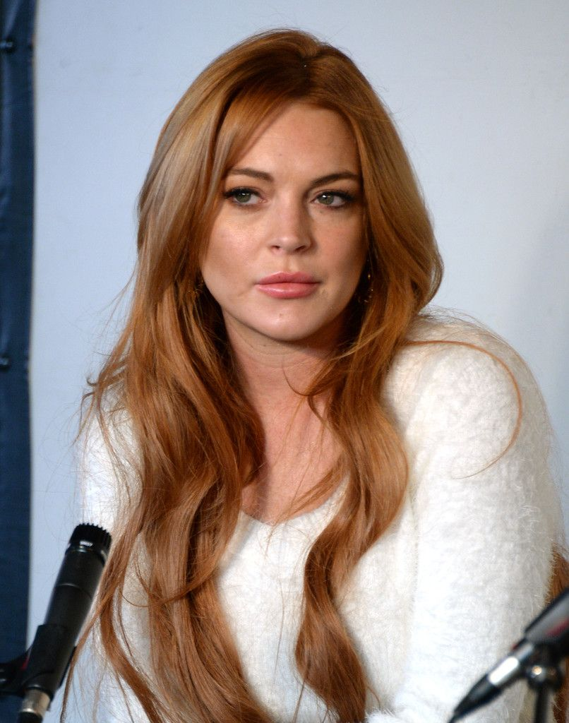 Lindsay Lohan When She Was Super Cute And The Hottest Thing To