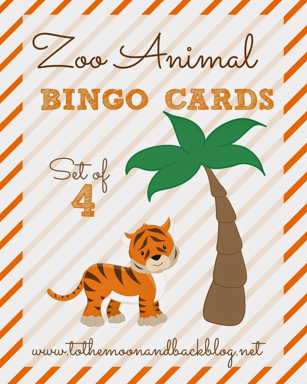 A Trip To The Zoo Plus Fun Resources And Free Printables