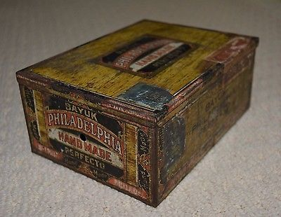 Vintage Cigar Box Label Empress of Cuba